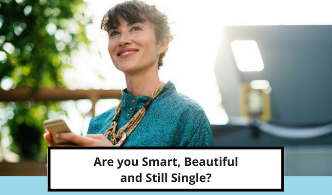 Beautiful smart and single